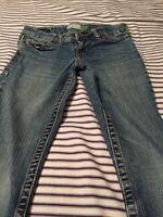 Aeropostale Jeans Size 0 Regular Bayla Skinny