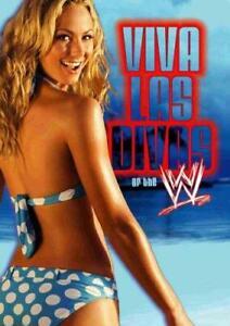 WWE - Viva Las Divas [DVD], Very Good DVD, ,