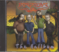 DOGPOUND - the hellbum CD