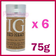 Tigi Bed Head Hair Stick Wax Texture Hold Matte x 6