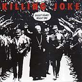 Killing Joke - Laugh I Nearly Bought One CD (1992)
