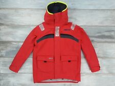 MUSTO MPX SAILING OFFSHORE MEN'S RED GORE-TEX  YACHTING JACKET SIZE M MEDIUM