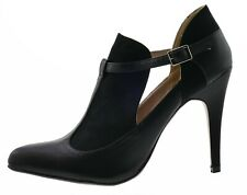301026-1591 CM 9095 10 Riemchenpumps black High Heel EUR 40