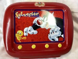 SILVESTER Looney Tunes Gift Set Kit Eau De Toilet 50 ml Shower Gel 75ml  New
