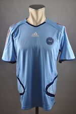 adidas DBU Dänemark formotion Training Fußball Trikot Shirt Gr. M Wm 2006