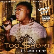 Too $hort, Too Short - It's About Time [New CD] Explicit
