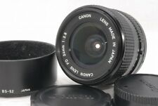 Exc+++ Canon New FD 24mm f/2.8 f 2.8 Lens *142726