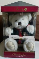 Harrods alexander bear - 21ST anniversaire, limited ed. 203/1000. coffret. rare.