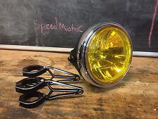 53mm  Street Fighter Headlight Brackets MultiStrada Ducati 1000 1100 Naked Bike