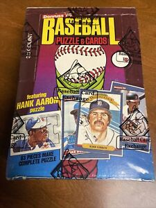 + 1986 DONRUSS BASEBALL UNOPENED WAX BOX BBCE WRAPPED CLEAN!!