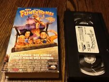 The Flintstones (VHS, 1994) USED COMEDY GOODMEN ODONNELL FREE US SHIPPING