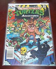 Teenage Mutant Ninja Turtles Adventures Archie Adventure Series  NO.7 Dec.