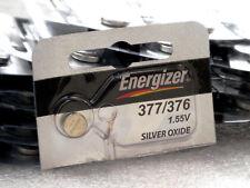 377/376 Battery PK-1 Energizer #377/376 (SR626W, SR626SW), SHIPS FREE!