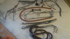 Job Lot of Vintage Medical Instruments