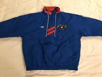 Apex FootAction NFL Quarterback Challenge Jacket Size XL Rare Vintage Dead Stock