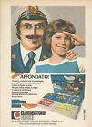 X9753 CLEMENTONI GIOCHI - Battaglia Navale - Pubblicità 1975 - Advertising