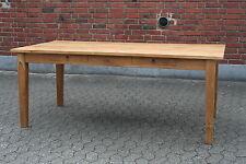 Teak Tisch classic 220 cm Teak Möbel Massivholz Neu Teakholz Tische Gartenmöbel