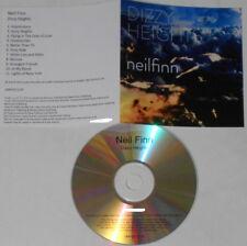 Neil Finn  Crowded House  Dizzy Heights  U.S. promo cd