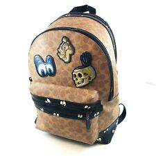 Coach 1941 x Disney Signature Academy Limited Backpack Book Bag NEW $595