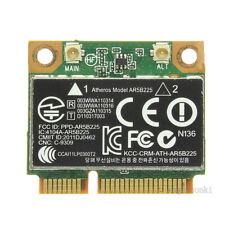 HP COMPAQ 655795-001 654825-001 ATHEROS AR5B225 BLUETOOTH BT WIRELESS WIFI CARD