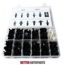 350pcs Auto Car Push Retainer Pin Rivet Trim Clip Panel Moulding Assortments Kit(Fits: Ferrari)