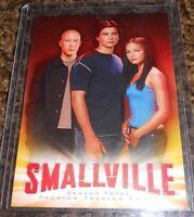 SMALLVILLE SEASON 3 2004 INKWORKS SAN DIEGO COMIC CON PROMO CARD SM3-SD