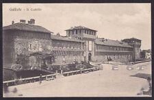 NOVARA GALLIATE 72 CASTELLO Cartolina