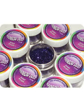 Rainbow Dust Non Toxic Cake Glitter for Decoration - Choose Any From JEWEL Range Purple