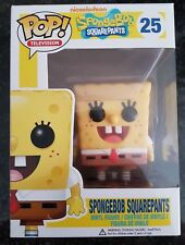 Funko Pop Vinyl Spongebob Squarepants #25 Vaulted