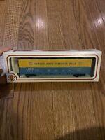 NETHERLANDS OVERSEAS MILLS ** 57' ALL DOOR Box Car BACHMANN HO Scale Train *mint