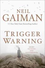 Neil-Gaiman-englische Belletristik-Bücher als gebundene Ausgabe