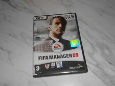 FIFA Manager 09-PC-Spiel mit Handbuch-EA SPORTS Fußball * 2009...