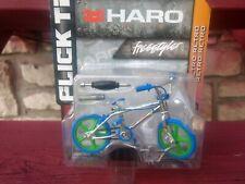 Flick Trix Haro freestyler chrome BMX bike, new. l@@k
