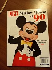 LIFE, *NEW* Mickey Mouse At *90*!! LIFE Celebrates An American Icon Magazine!!