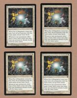 MTG - 4X Eye of Singularity X4 - Visions - Rare EX/NM Playset