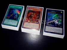 Yugioh Complete Dragon Ruler Deck + Ultra Pro Sleeves! Holos + Rares! Blaster!!!