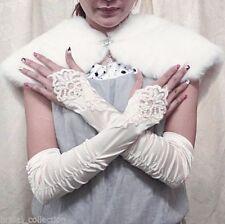 Handmade Satin Gloves & Mittens for Women