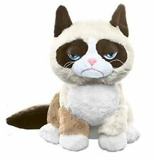 Ganz Grumpy Cat Sitting Plush, 8″ NWT