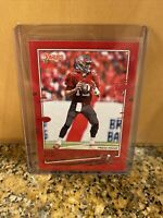 2020 Panini Donruss Football Tom Brady Red Press Proof Sp-Card #230
