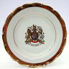 Vintage Queen Elizabeth Silver Jubilee 1977 Plate