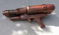 Lo Steampunk adattato Doppio Cilindro fucile ad Acqua con GAUGE epica Guerra larp cosplay