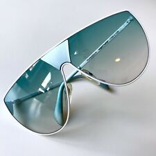 NOS vintage RODENSTOCK Supersonic 1755 C sunglasses white West Germany unisex