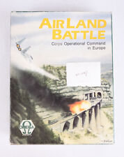 AirLand Battle (2nd Edition) by Omega Strategy War Game, Missing Map