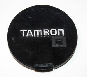 Front Lens Cap Tamron Adaptall 2 58mm manual focus
