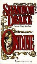 Ondine Drake, Shannon Mass Market Paperback