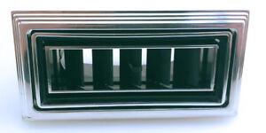 Universal BILLET Rectangular In-dash A/C vent 857