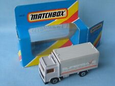 Matchbox Volvo Container Truck Supersave Delivery Truck 75mm Boxed Promo