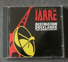 Jean Michel Jarre, destination Docklands - the London concert, CD