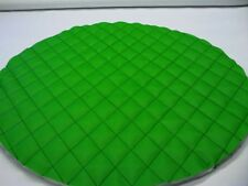 "SEMI TRUCK FUEL TANK COVERS LIME GREEN SET OF 2 CHOICE 23"" 24 1/2"" 26"" QUILTED"