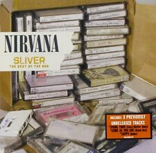 NIRVANA Sliver - The Best Of The Box / GEFFEN RECORDS CD 2005
